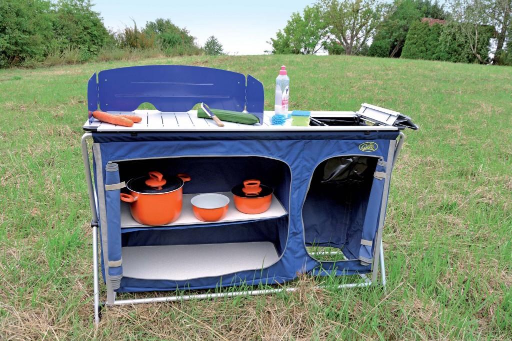 Outdoorküche Camping Club : Küche to go seite von camping cars caravans