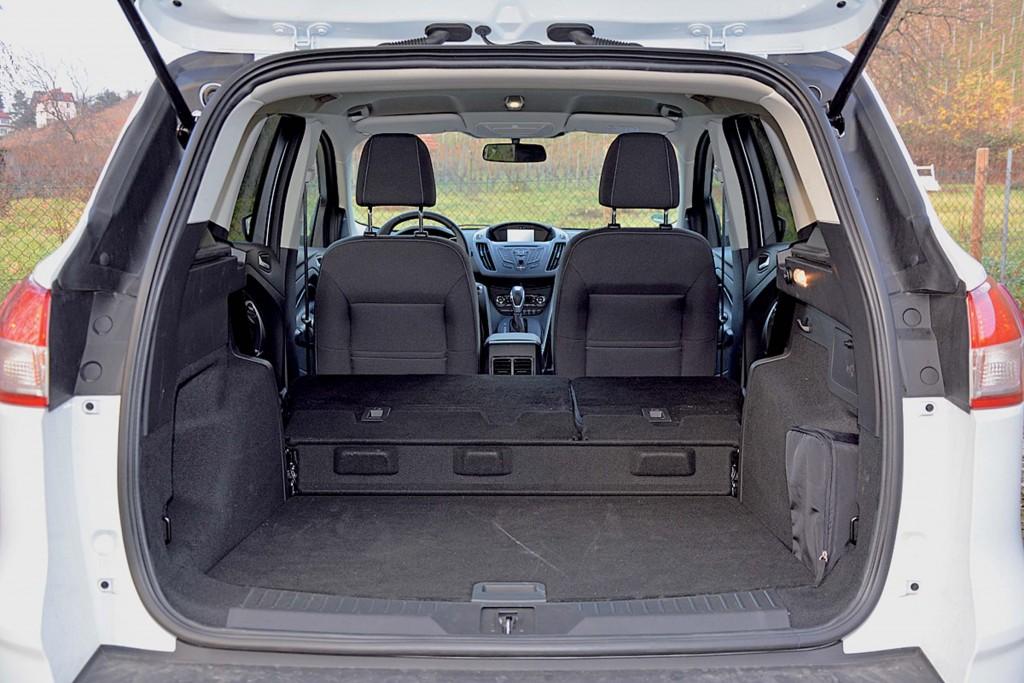 ford kuga 2 0 tdci 4x4 camping cars caravans. Black Bedroom Furniture Sets. Home Design Ideas