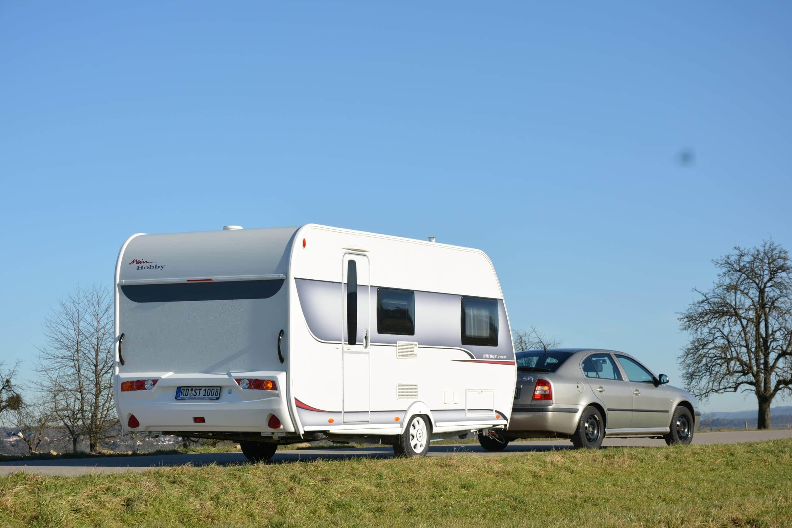 Wohnwagen Mit Etagenbett Test : Hobby ontour 470 kmf im test camping cars & caravans