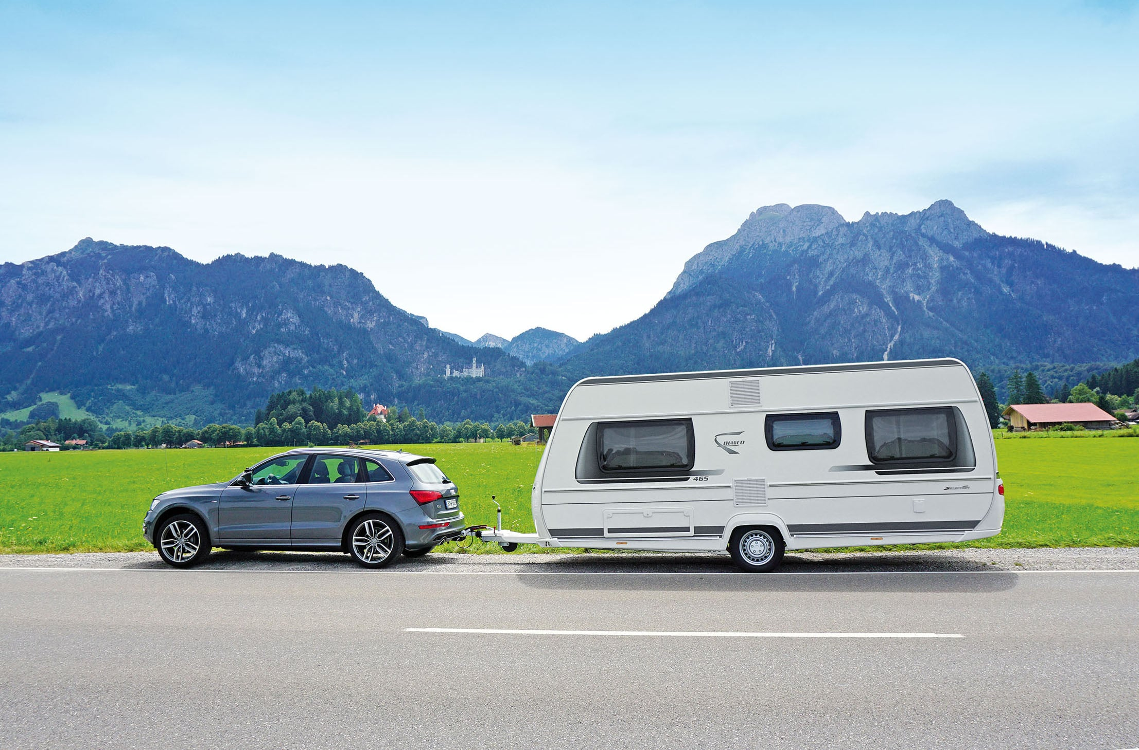 Fendt Bianco Selection 465 SFB im Test - Camping, Cars & Caravans