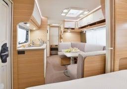 Wohnwagen Etagenbett Sicherung : Dethleffs camper 540 qmk im test camping cars & caravans