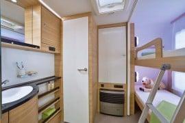 dethleffs camper 540 qmk im test camping cars caravans. Black Bedroom Furniture Sets. Home Design Ideas