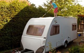 Caravan-Saisonstart