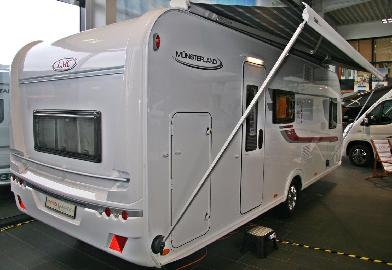 F E Hoch Camping Cars Caravans
