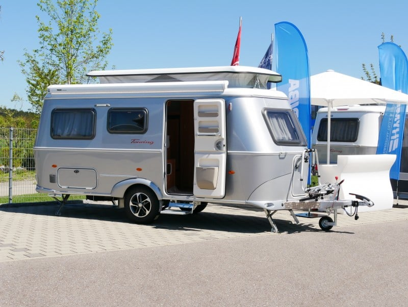 eriba touring troll 535 2018 camping cars caravans. Black Bedroom Furniture Sets. Home Design Ideas