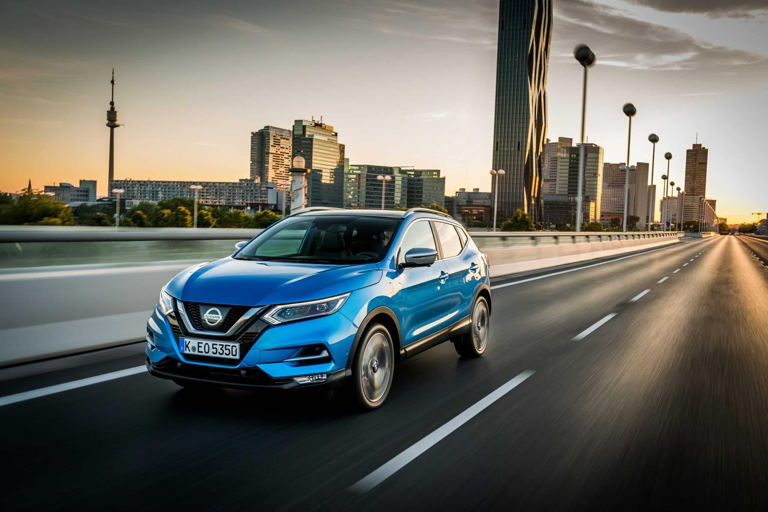 Nissan Qashqai 2018 - Camping, Cars & Caravans