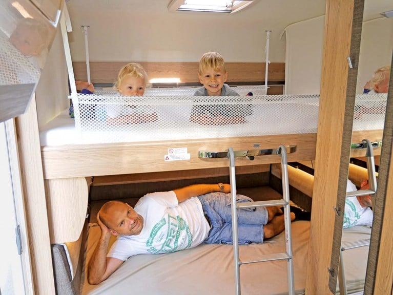 Wohnwagen Etagenbett Baby : Wohnwagen in putten gebraucht kaufen quoka