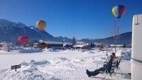 Fünf Camps im Chiemgau
