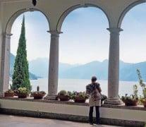 Villa Monastero am Comer See für Touristen geöffnet