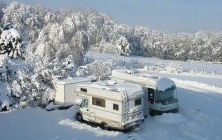 Campingplatz Hirtenteich auf der Alb