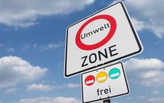 Diesel-Fahrverbote in deutschen Städten