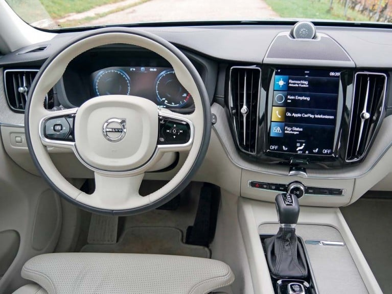 Volvo XC60 im Test – Alter Schwede