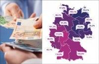 Gehaltsatlas Deutschland