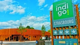Camping Indigo Strasbourg