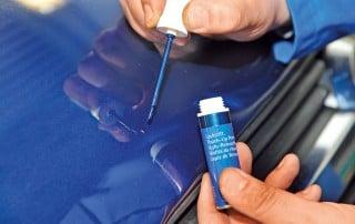 Smart Repair – Lackschaden am Caravan und Auto