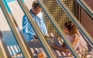 Sonnenschutz für den Außenbereich von Renson