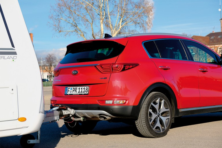 kia sportage 2 0 crdi awd 2018 im test. Black Bedroom Furniture Sets. Home Design Ideas