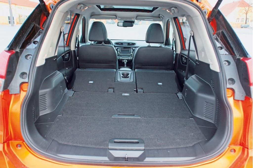 Nissan-X-Trail 2.0 DCI - Gespanntest