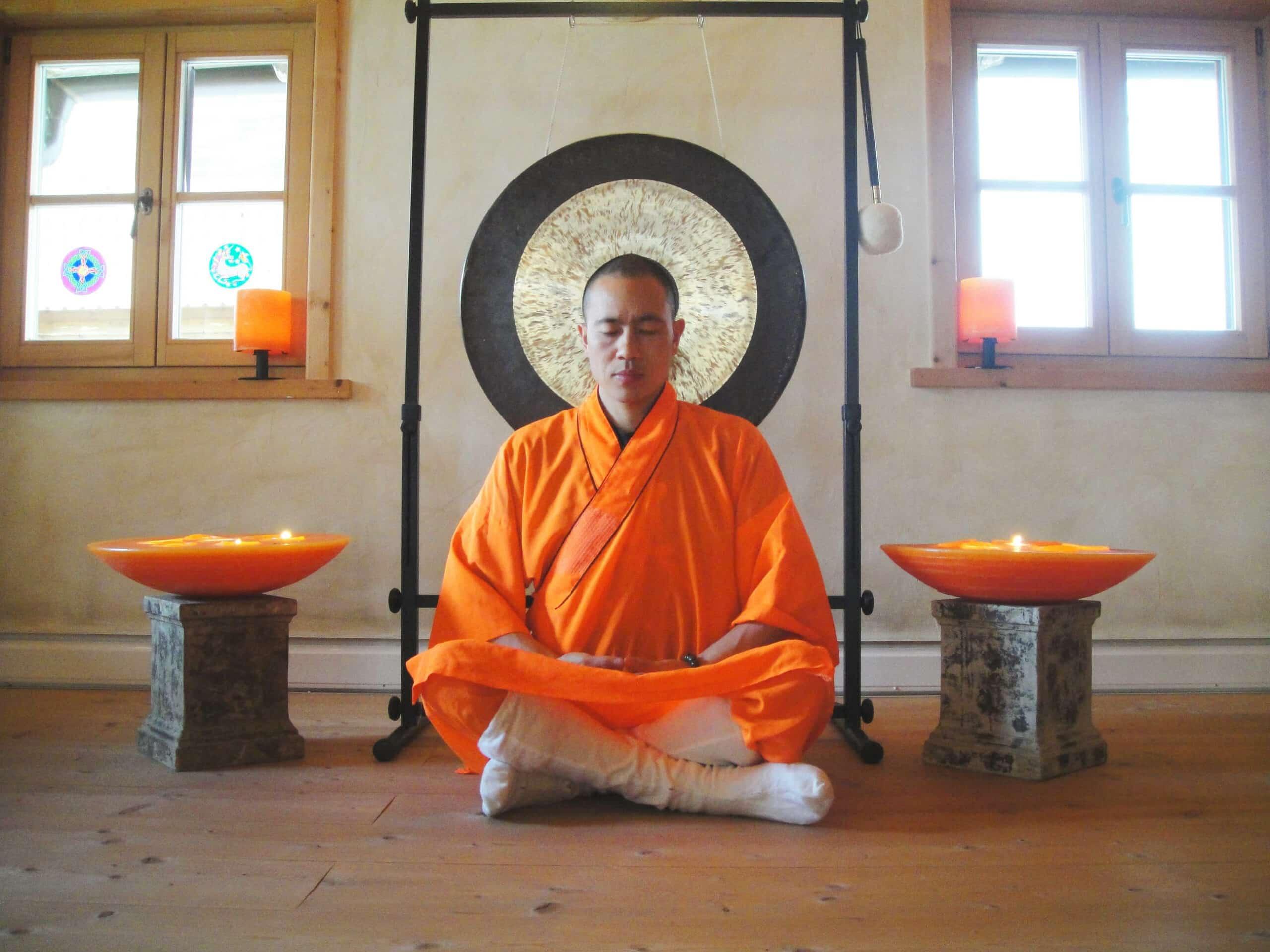 Shaolin Mönch