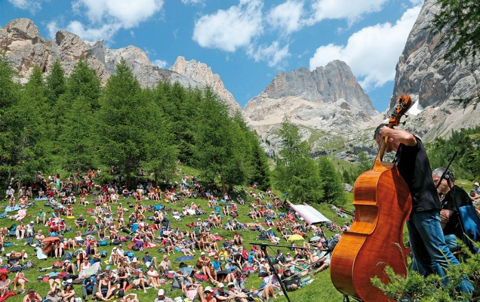 Festival im Trentino