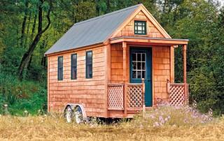 Spitzdach Tiny House