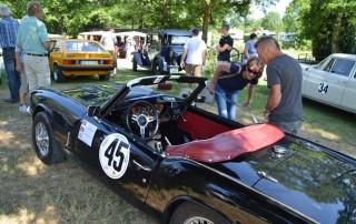 Oldtimer Rallye auf dem Gitzenweiler Hof
