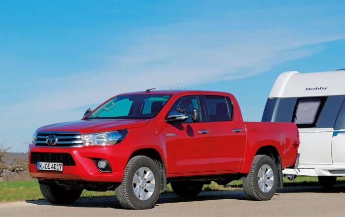 Toyota Hilux 2018
