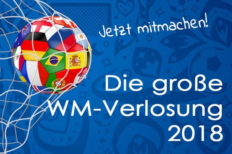 WM-Verlosung 2018