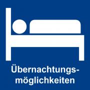 Übernachtungsmöglichkeiten