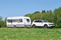 Neuer Dethleffs Generation am Caravan