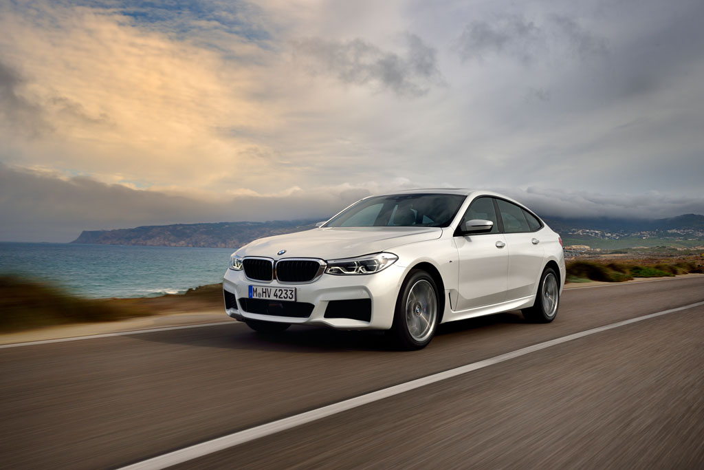 BMW GT 6