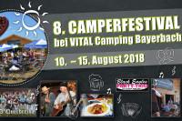 8. Camperfestival VITAL Camping Bayerbach