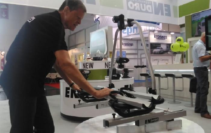 Enduro stellt neuen Fahrradträger vor