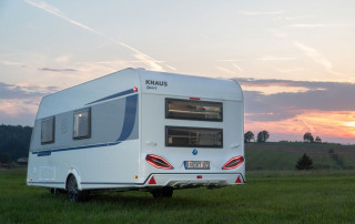 Neuheiten 2019: Knaus Sport Silver Selection