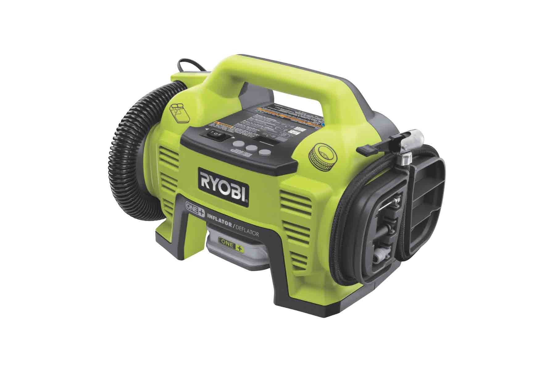 ryobi: kompressor mit akku - camping, cars & caravans