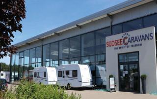 Südsee-Caravans