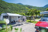 Campingpark Steiner in Leifers bei Bozen