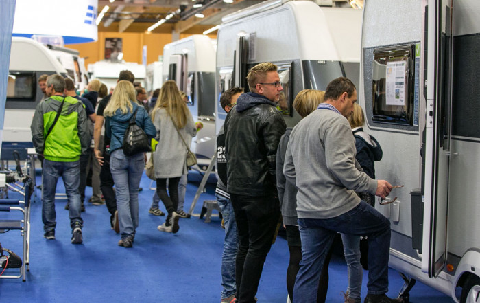 Caravan Salon Austria 2018