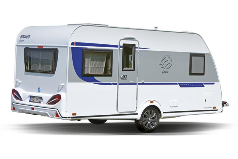 Knaus Sport 450 FU Silver Edition
