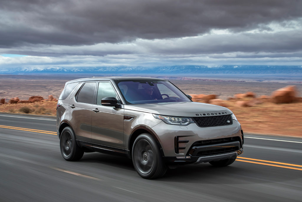 Land Rover Discovery (2019)