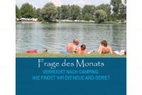 Neue ARD-Serie Verrückt nach Camping