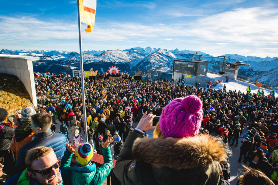 Rave On Snow in Saalbach-Hinterglemm