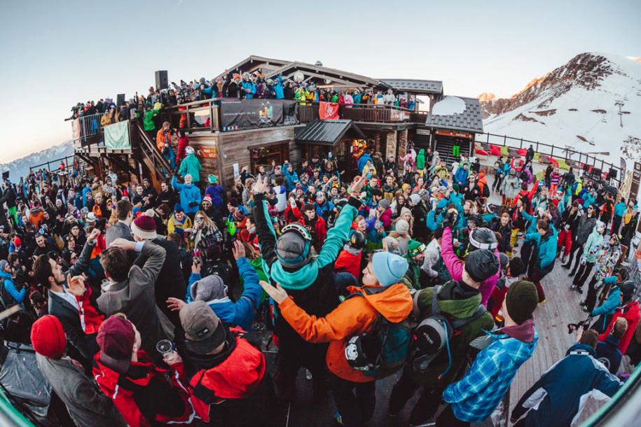 Rise Festival in Les Deux Alpes