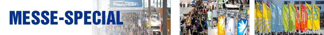 Messe-Special zur CMT 2019 in Stuttgart