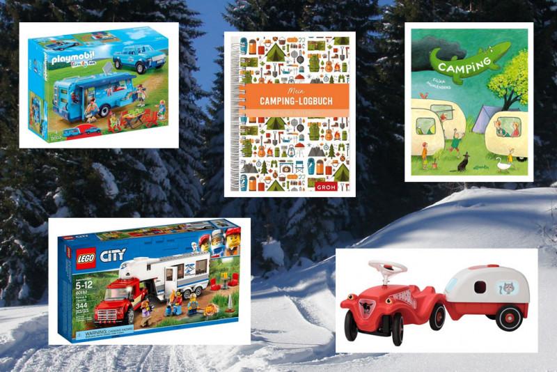 Geschenktipps für kleine Caravan-Fans