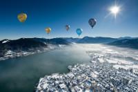 Montgolfiade 2019 im Tegernseer Tal