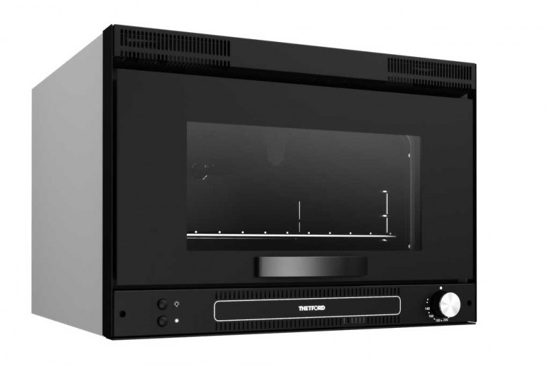 Thetford 525 oven