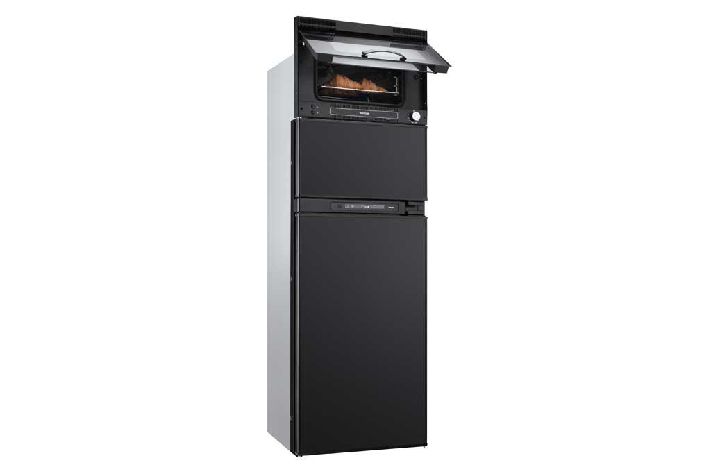 Thetford 525 oven mit Kühlschrank