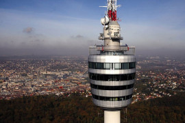 CMT 2019: Fernsehturm Stuttgart