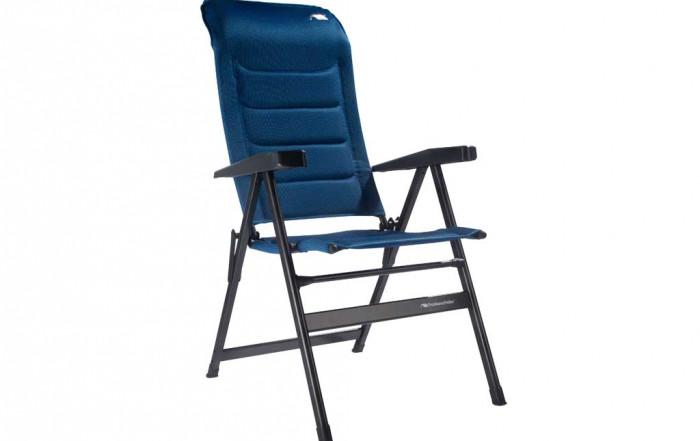 Frankana HighQ Campingstuhl blau